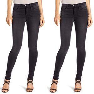 Joe's Jeans The Skinny Fit Daphne Black Gray 30